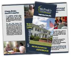 Download Our Assisted Living Facility Brochure