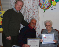 Teresa Donovan Celebrates 105th Birthday