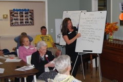 Creating Poetry with The Poetry Connection <br/><em>October 9, 2013</em>