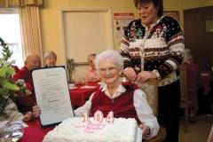 Teresa Donovan Celebrates 104th Birthday <br/><em>December 2007</em>