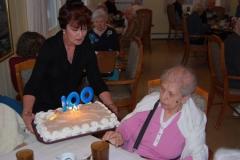 Tess Brana's 100th Birthday <br/><em>January 26, 2012</em>