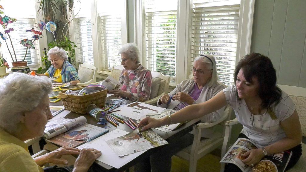 McPeak's Celebrates National Assisted Living Week