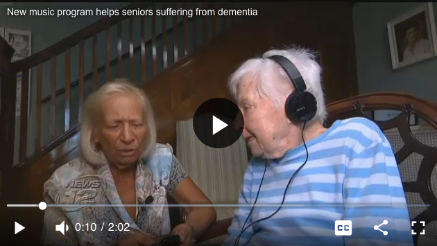 New music program helps seniors suffering from dementia