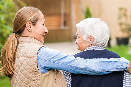 Taking Care of Loved Ones with Alzheimer's